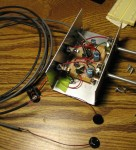 Plate Reverb - piezo amplifier version 1